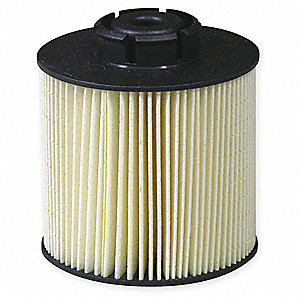 Fuel Filter,4-1/16 x 3-5/8 x 4-1/16 In