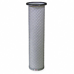 Air Filter,3-3/8 x 14-1/16 in.