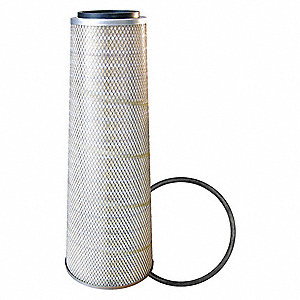 Air Filter,7-13/32 to 10-13/32 x 29 in.
