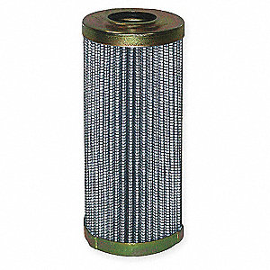 "Hydraulic Filter,Element Only,3-11/16"" L"