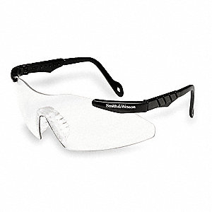 Magnum® 3G Scratch-Resistant Safety Glasses, Clear Lens Color