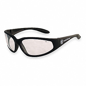 Smith & Wesson® 38 Special Scratch-Resistant Safety Glasses, Clear Lens Color