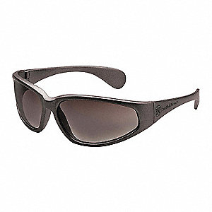 Smith & Wesson® 38 Special Scratch-Resistant Safety Glasses, Smoke Lens Color