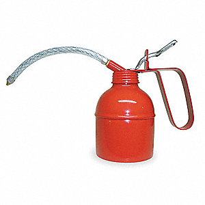 Oiler,Lever,10 oz,Flexible Spout