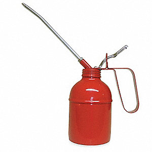 Oiler,Lever,13 oz, Rigid Spout