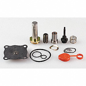 SOLENOID VALVE REBUILD KIT