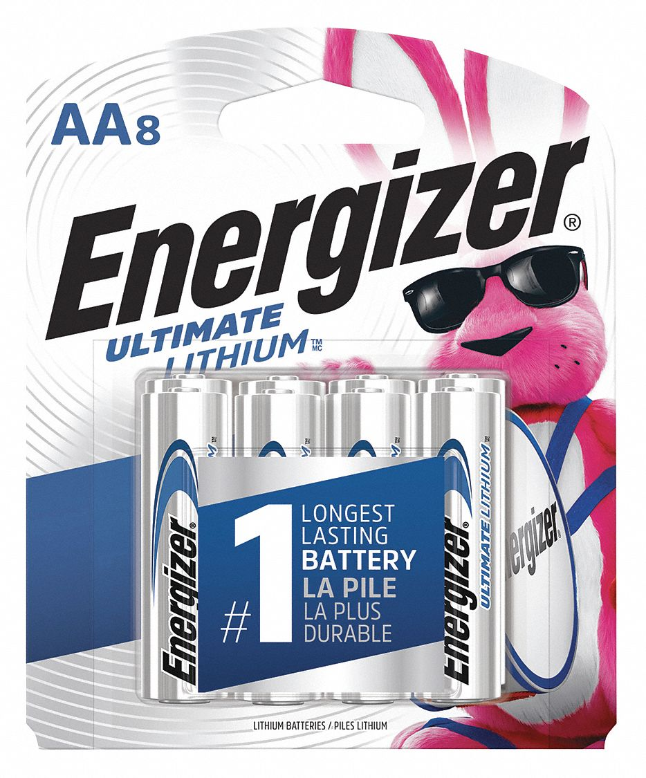 Energizer Industrial Aa 1 5v Alkaline Battery En91 24 Pack 18650batterystore Com