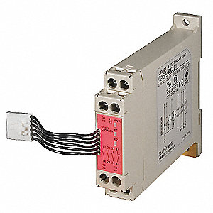 Safety Interlock Switch,2NO,3NC,5A@100V