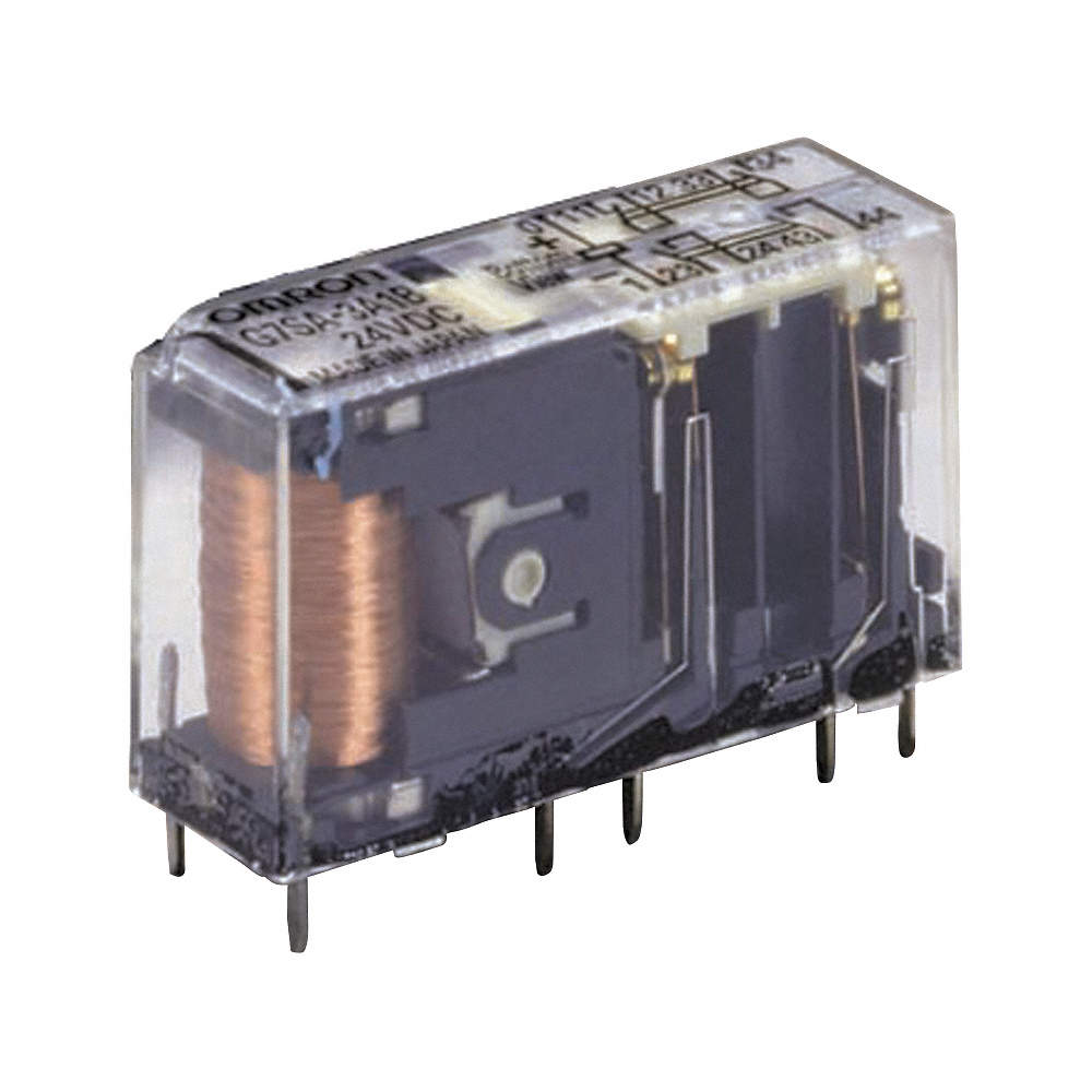 Omron Sti Force Guided Relay 24vdc 10 Pins 6a 250v 30v No And Nc Contacts Of Zoom Out Reset Put Photo At Full Then Double Click