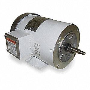 Dayton 1 1 2 hp washdown jet pump motor 3 phase 3450 for 1 hp jet pump motor
