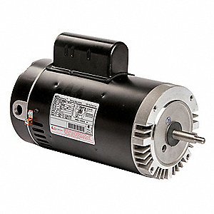 century 3 hp pool and spa pump motor capacitor start run