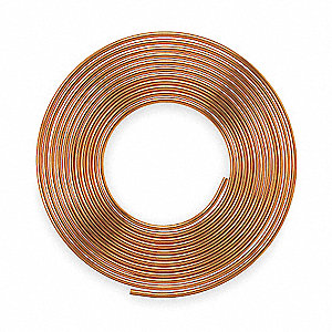 TYPE K,SOFT COIL,WATER,3/8 IN.X 60F