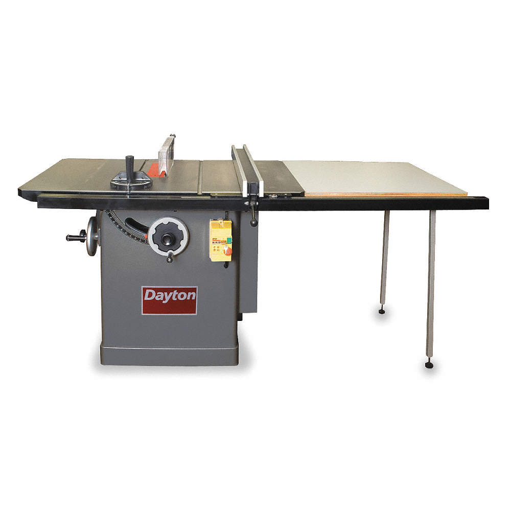 Dayton 12 cabinet table saw blade tilt right 58 and 1 arbor zoom outreset put photo at full zoom then double click greentooth Choice Image