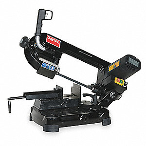 1/2 HP Vertical Band Saw, Voltage: 120, Max. Blade Length: 56-1/2""