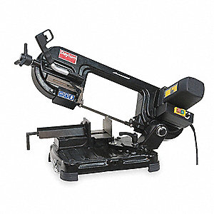 3/4 HP Horizontal Miter Band Saw, Voltage: 120, Max. Blade Length: 68-1/4""