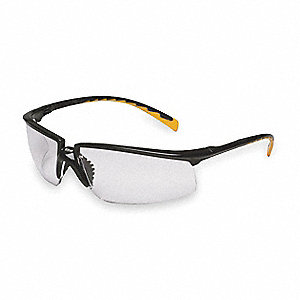 Privo  Anti-Fog Safety Glasses, Clear Lens Color