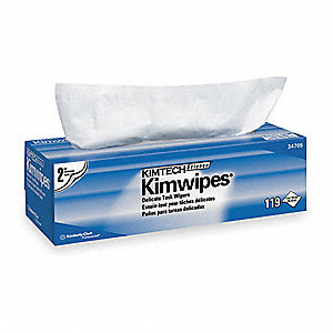 "Disposable Wipes, 11-4/5"" x 11-4/5"", 119 Wipes per Container, 15 PK"