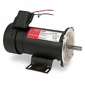 Dayton Dc Motor Pm Tefc 1 Hp 1750 Rpm 90vdc 2m170 2m170