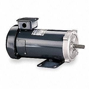 General electric 3 4 hp dc motor dc permanent magnet 1725 for General electric dc motors