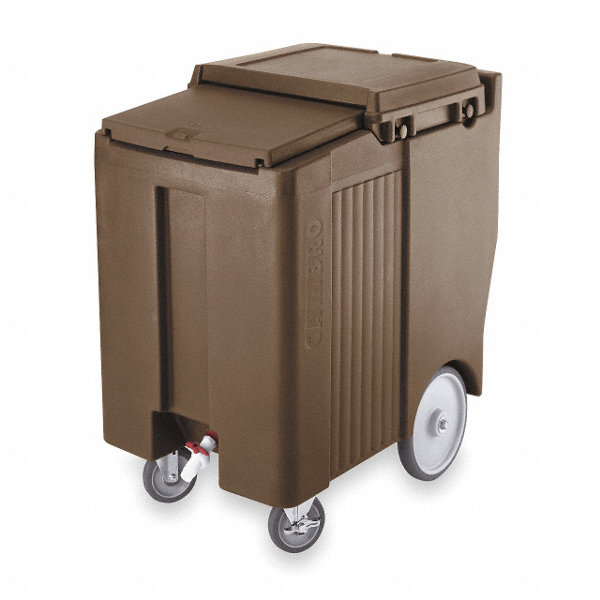 Cambro Ice Caddie Cap 175 Lbs 5 Amp 10 In Casters 2mgg1