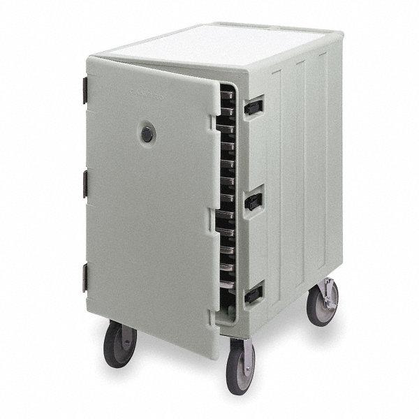 Cambro Food Delivery Cart Trays Gray Cap 13 2mgh2 Ea1826ltc180 Grainger