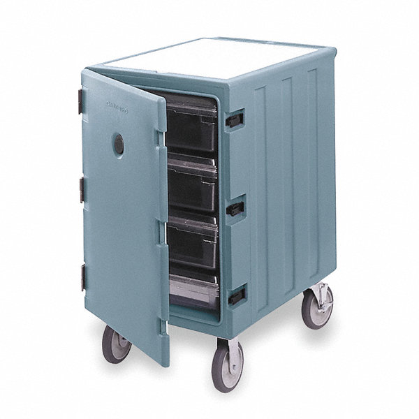 Cambro Food Delivery Cart Boxes Gray Cap 13 2mgh4 Ea1826lbc180 Grainger