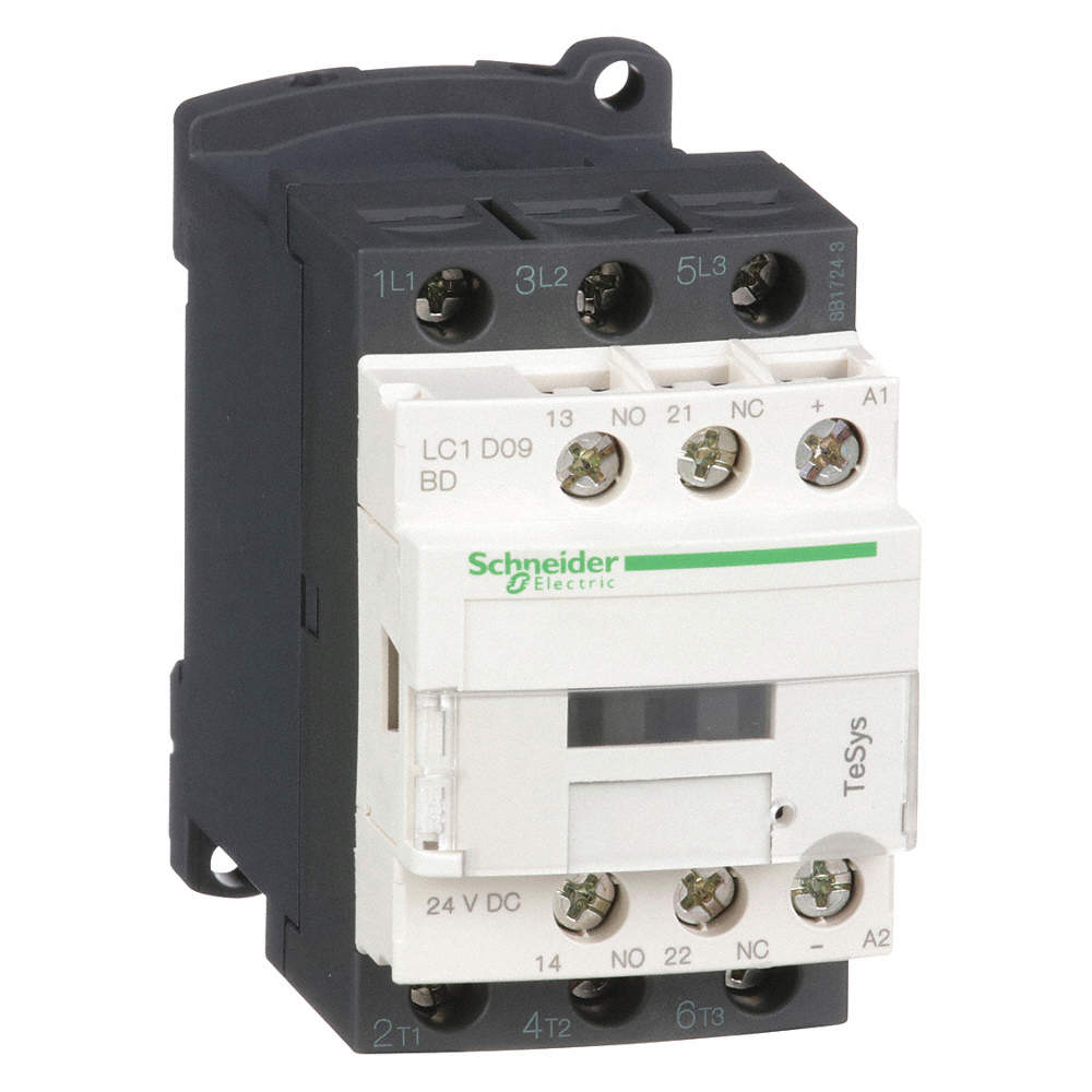 24v Dc Contactor Wiring - Wiring Diagrams Outlet