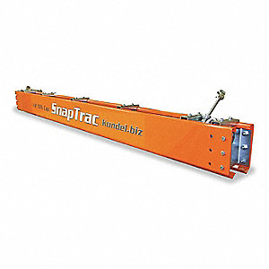 Crane Monorail Kit,1000 Lb Cap,12 Ft L