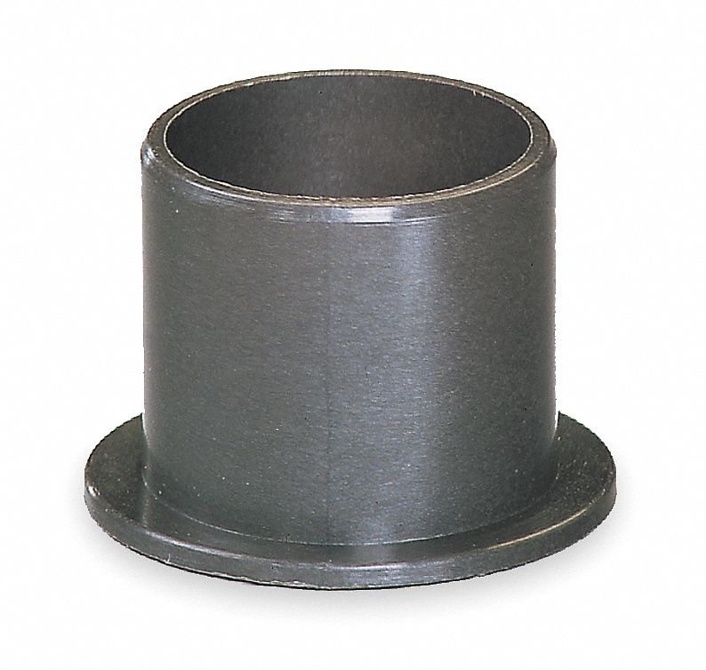 Polymer Flanged Bearing with 3/4 in Inside Dia. and 7/8 in Outside Dia.