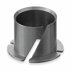 FLANGED BEARING,1/4 IDX1/4 IN L,PK