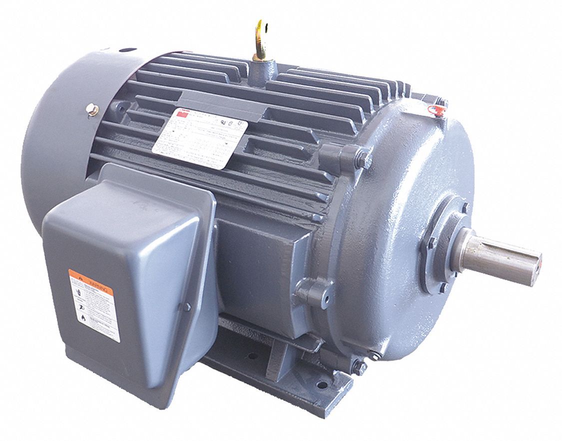 DAYTON 30 HP General Purpose Motor,3-Phase,3550 Nameplate RPM,Voltage  230/460,Frame 286TS - 2MXW6|2MXW6 - Grainger