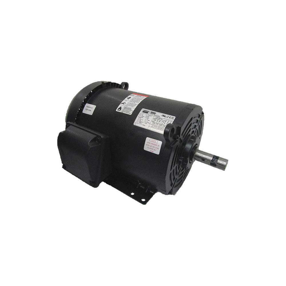 5 HP General Purpose Motor,3-Phase,3485 Nameplate RPM,Voltage 230/460,Frame Weg Cc A Wiring Diagram on