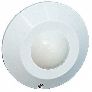 Circular Motion Sensor Occupancy Sensor, For Use With: 2NCA6, 2NCA7, 6FFW5, 6FFW8