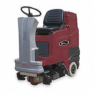 Minuteman Rider Carpet Extractor 2nce4 Xr28qp Grainger
