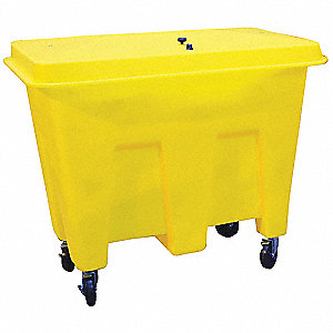 Spill Kit Container,Wheeled Chest