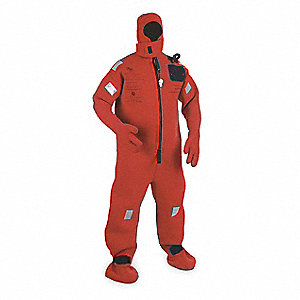 Cold Water Immersion Suit,Size Oversize