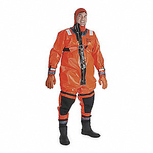 Cold Water Rescue Suit,Size Universal