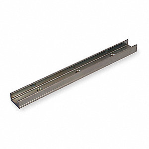 Linear Guide,2640mm L,26 mm W,15.0 mm H