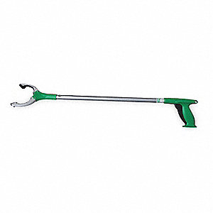 "24"" Trash Grabber, Trigger Handle Type, 1 EA"
