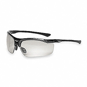 SmartLens  Scratch-Resistant Safety Glasses, Clear Lens Color