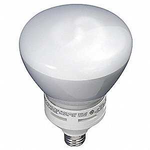 "6-1/2"" Soft White R40 Screw-In CFL, 26 Watts, 1300 Lumens"