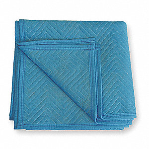 QUILTED MOVING PAD,80 IN. W,4.5 LB.