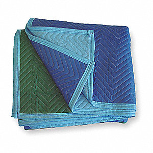 QUILTED MOVING PAD,72 IN. L,MULTI,P