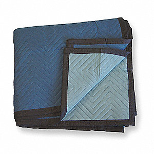 QUILTED MOVING PAD,72 IN. L,6 LB.,P