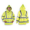 Flame Resistant and Arc Flash Rain Jackets and Coats