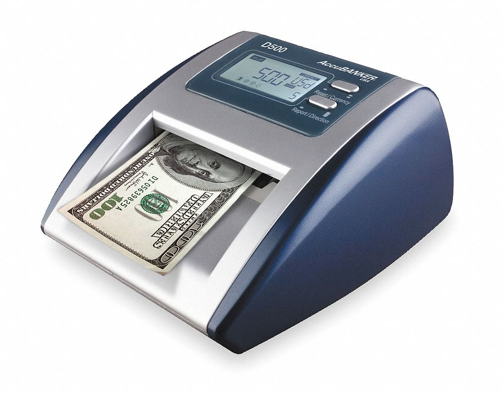 Digital Counterfeit Detector