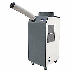 Commercial/Industrial 120V Portable Air Conditioner, 13,200 BtuH Cooling