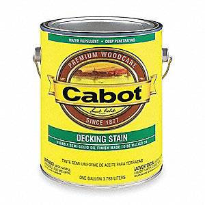 1 gal. Exterior Semi-Solid Deck Stain with 24 to 48 hr. Dry Time, Driftwood Gray
