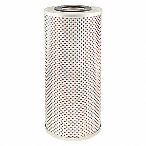 "Hydraulic Filter,Element Only,9-1/4"" L"