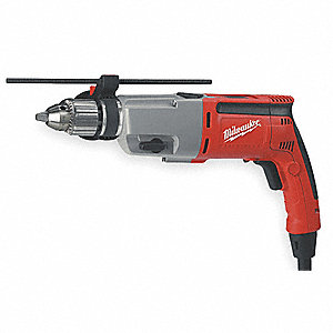 "Hammer Drill,1/2"",8.5A,0 to 40,000bpm"
